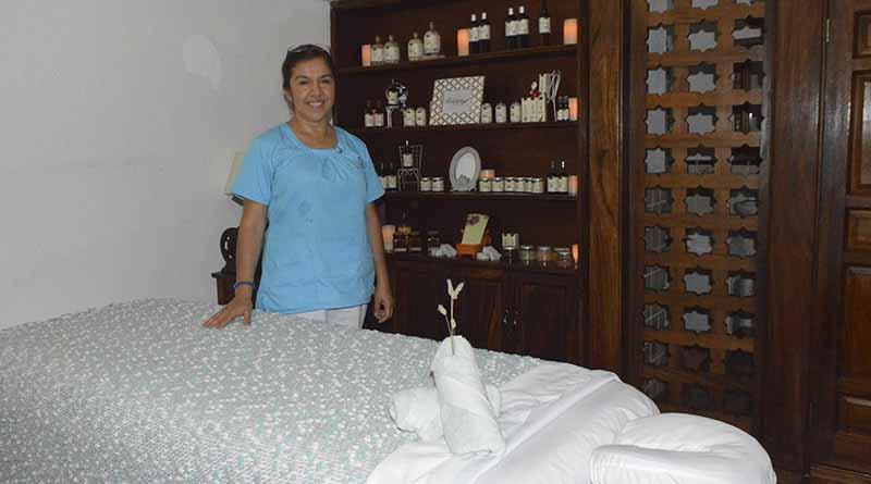 SPA, uno de los servicios con mayor demanda entre los visitantes: Nora Báez