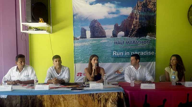 Esperan 2 mil 800 corredores para Los Cabos Half Marathon 2017