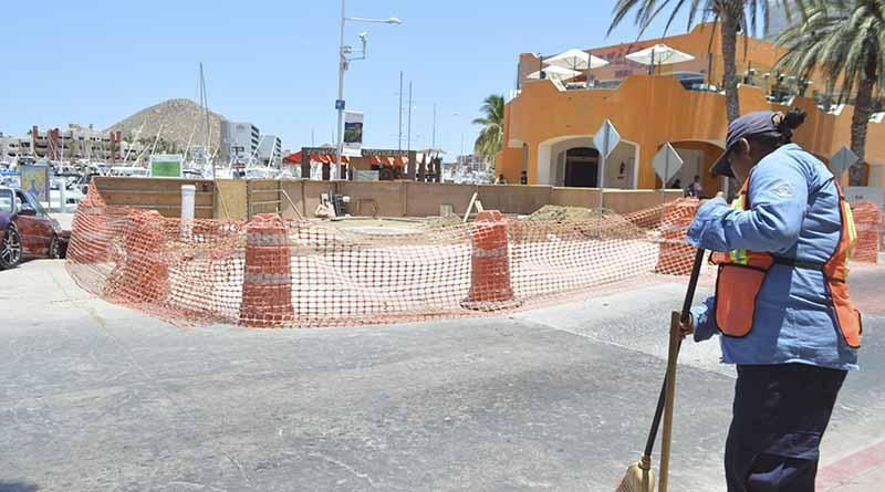 Definen áreas de mantenimiento de zona turística entre Municipio y Fonatur