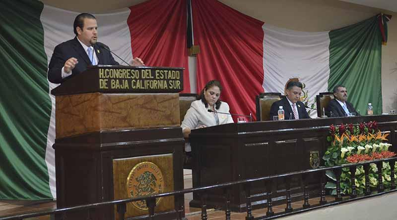 Reconoce diputado Alejandro Blanco Hernández labor de empresas dedicadas a tiempo compartido en BCS