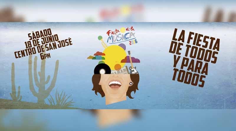 Más de 150 bandas y 22 escenarios en la Fiesta de la Música Los Cabos 2016