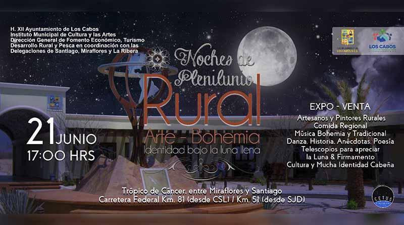 Confirman 2ª edición de Plenilunio Rural
