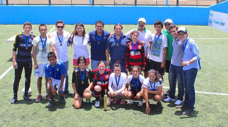 Jóvenes de Los Cabos representarán a BCS en el torneo nacional Street Soccer