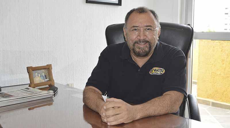 Ratifican a Alfonso Vázquez al frente de Sabor a Cabo