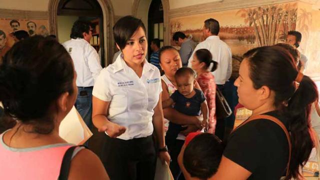 Apoya Atención Ciudadana a 5 mil personas en 9 meses de Gobierno Municipal