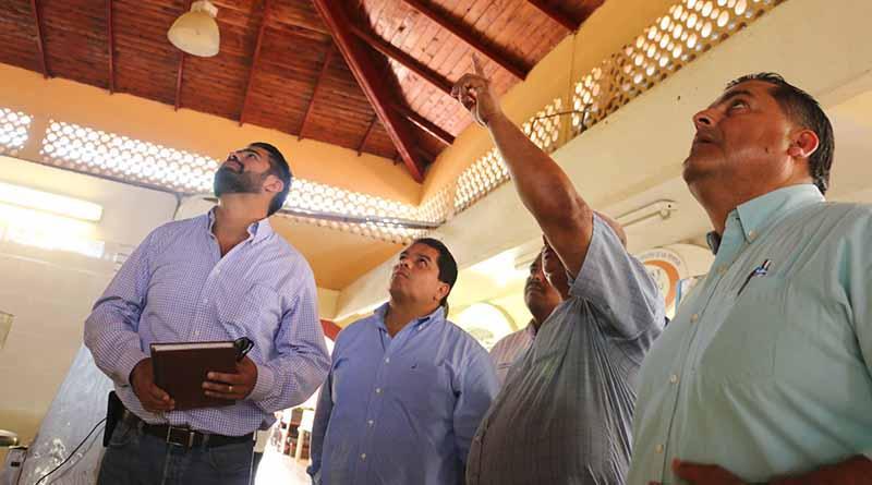 Atiende Gobierno de Los Cabos petición de locatarios del Mercado de San José