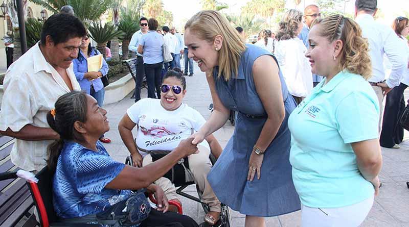 Atiende DIF a 600 personas mensuales en condiciones de discapacidad: Vianey Núñez