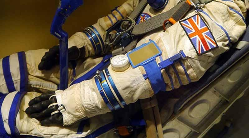 Astronauta británico regresa a Tierra tras exitosa misión