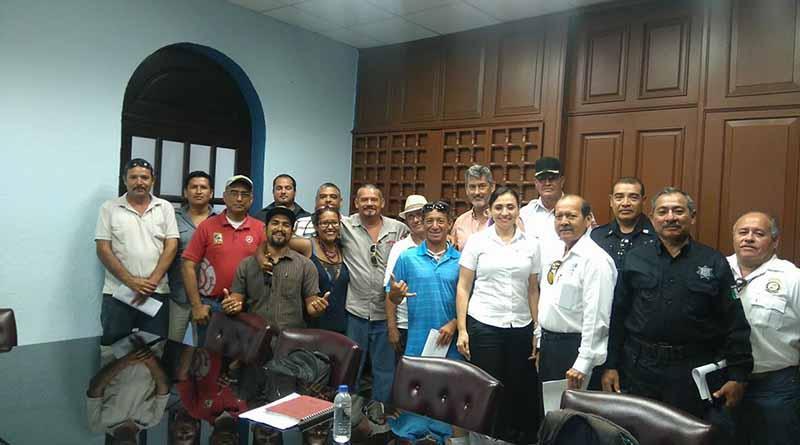 Brinda Ayuntamiento de Los Cabos facilidades para realizar el Campeonato Nacional de Surf en Costa Azul