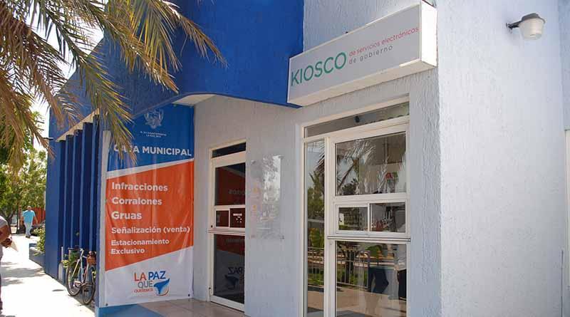 Habilitan nuevas cajas municipales en las instalaciones de Tránsito Municipal