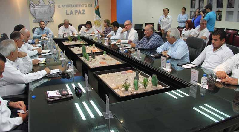 Instala Ayuntamiento de La Paz Consejo Municipal Contra las Adicciones