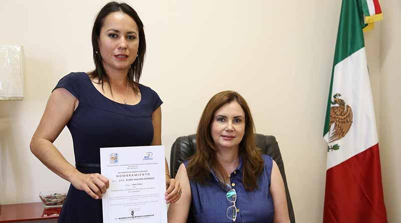 Los Cambios Son Fortalecer el Trabajo en Equipo, Señala Presidenta del DIF Municipal