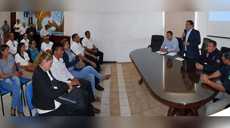 Delegación de Cabo San Lucas se prepara ante inicio de temporada ciclónica