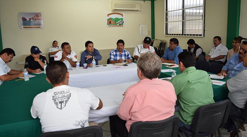 Delegación de CSL busca acuerdos con la Unión de Transportistas Cabeños