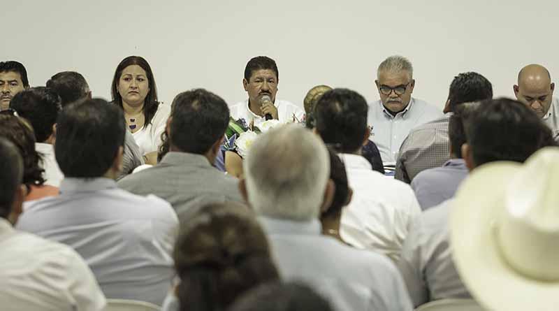 Delegado de Cabo San Lucas atiende a Comité de Vocales Prospera