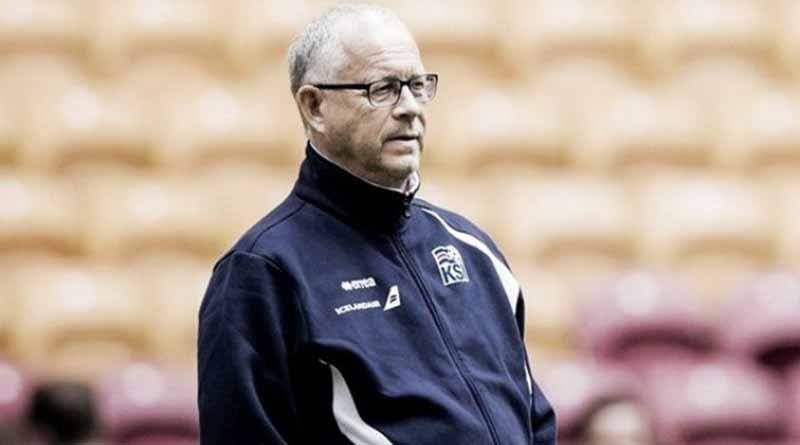 Entrenador sueco Lagerback se descarta para dirigir a Inglaterra