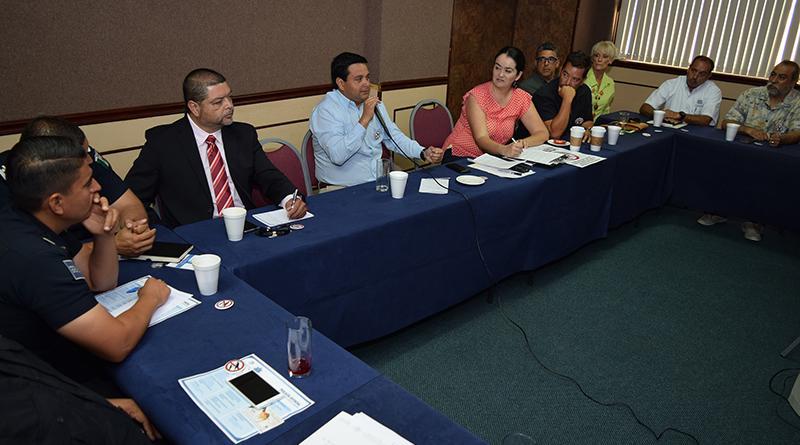 En seguridad el trabajo coordinado ha dado resultados: Francisco García