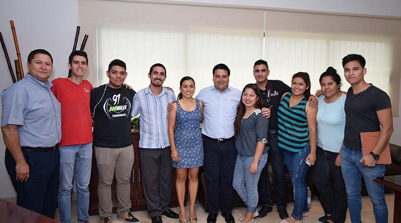 Estudiantes de la carrera en Ciencias de la Comunicación visitan la Delegación de Cabo San Lucas
