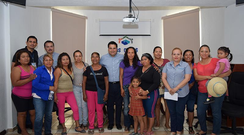 Expide Delegación de CSL permisos a costo mínimo para mujeres emprendedoras de la Gastelum
