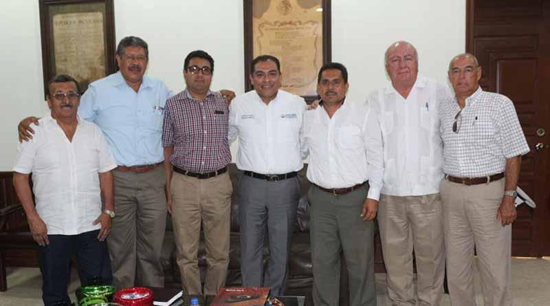 Fundamental la coordinación de trabajo con el Colegio de Ingenieros