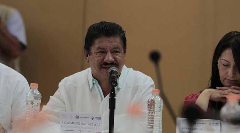 La Paz, primer municipio en implementar la Estrategia Nacional de Resiliencia