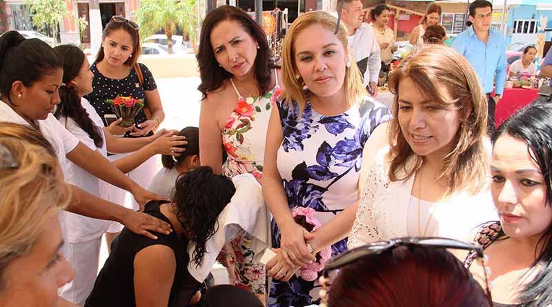 """Inaugura Vianey Núñez """"Expo Mujeres Emprendedoras, Fomentando la Economía"""""""