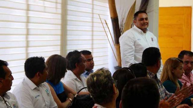 Participa Municipal de Comondú en Instalación de Consejo Estatal de la Juventud
