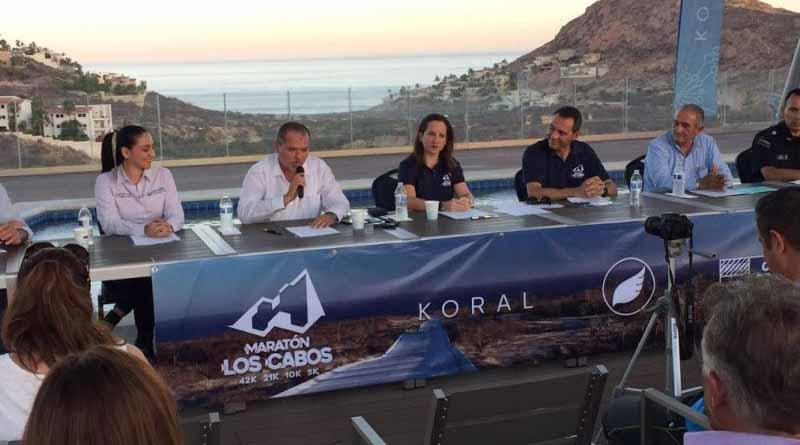 Con apoyo de Gobierno del Estado se realizará el primer maratón en Los Cabos