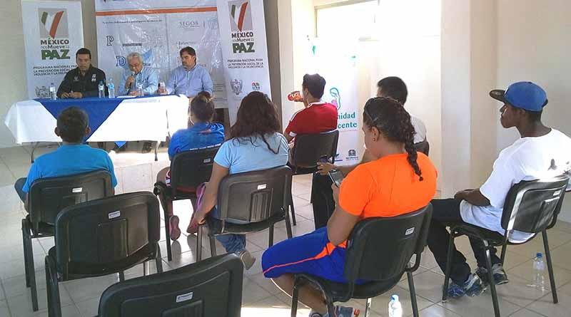 Presentan en La Paz el Programa PREDEL