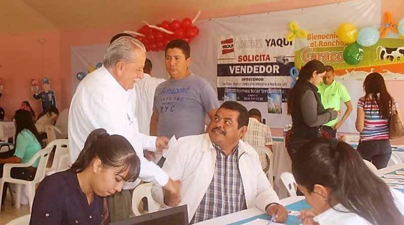Promueve Ayuntamiento de Comondú Reuniones de Trabajo con Sectores Productivos
