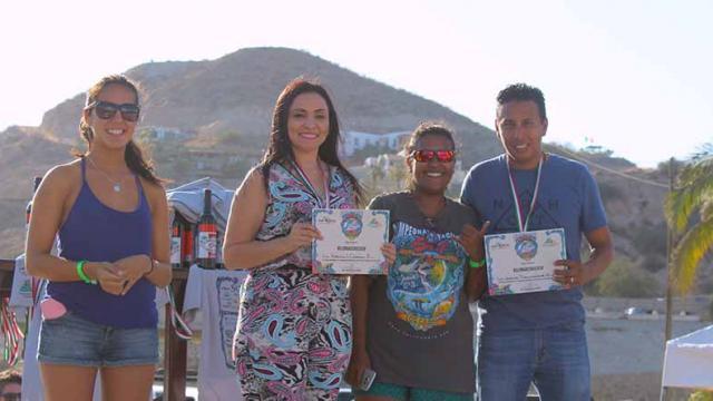 Reconocen apoyo del Gobierno Municipal de Los Cabos en el Campeonato Nacional de Surf 2016