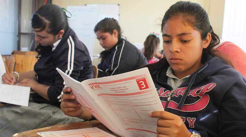 Confía SEP cerrar el ciclo escolar con mejores resultados en examen planea