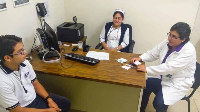 SSA Fortalece servicios de salud reproductiva: George Flores
