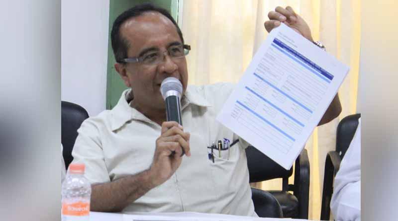 Universalizar la atención médica en BCS es meta común del estado y la federación: George Flores