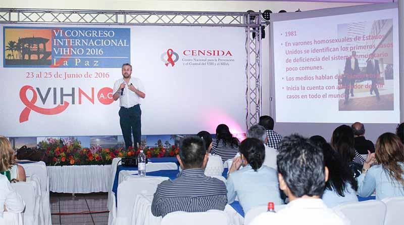 Reducir contagios y muertes por vih-sida es reto para la salud DE BCS y el país