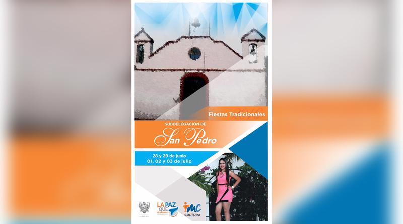 Invita Ayuntamiento de La Paz a Fiestas Tradicionales de San Pedro