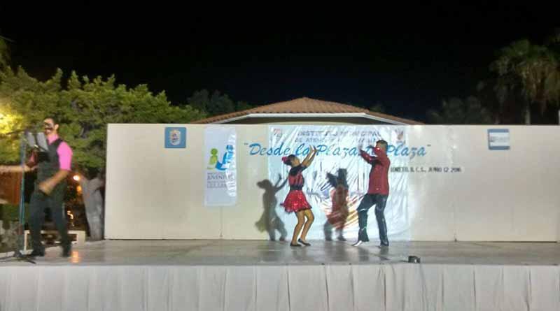 Talentos cabeños participan en Gira Dancística nacional