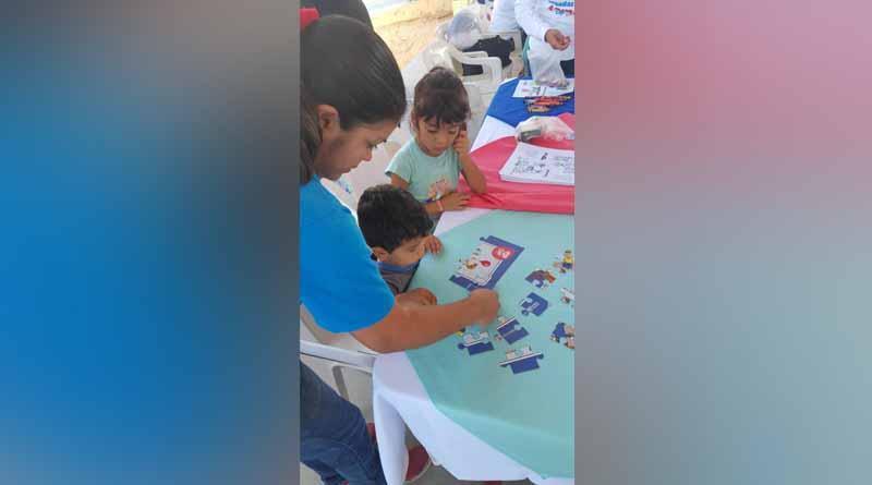 Visión familia trabaja coordinadamente promoviendo la unión familiar en el estado: GAM