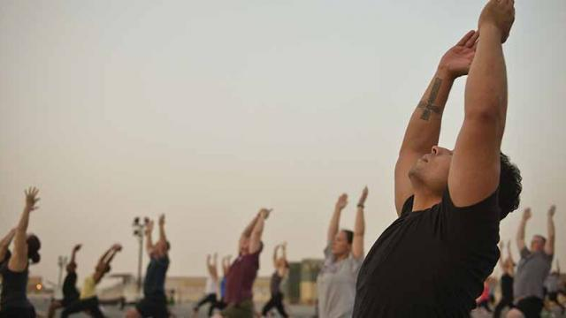 Celebrará Ciudad de México Día Internacional del Yoga