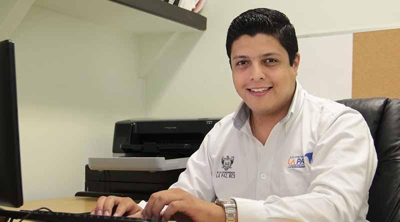 Disponible Aplicación Móvil del XV Ayuntamiento de La Paz.