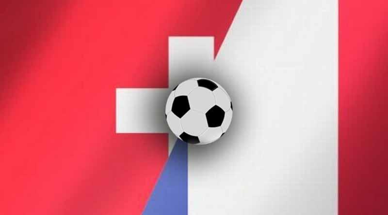 Francia y Suiza van por primer lugar de Grupo A en Eurocopa