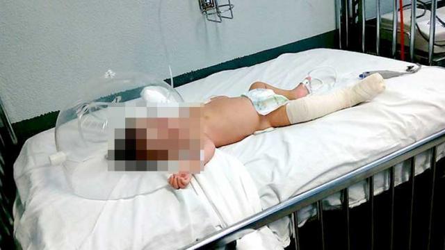 Investiga PGJE muerte cerebral de bebé por lesiones en SJC