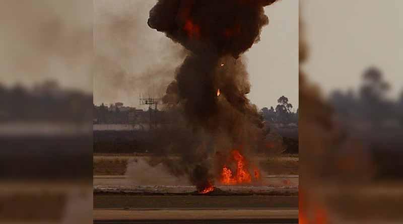Carro bomba mata seis soldados jordanos cerca de Siria