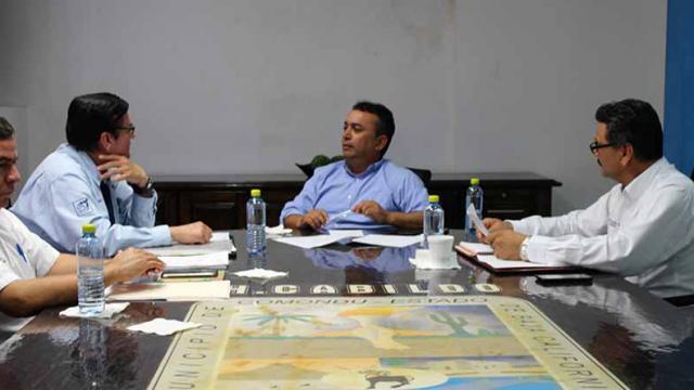 Alcalde, Francisco Pelayo Invita a Cumplir Con su responsabilidad, Para Dar Resultados al Pueblo