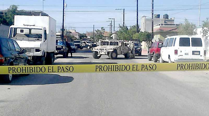 Localizan carro en el que se habrían movilizado sicarios que asesinaron a ex subprocurador