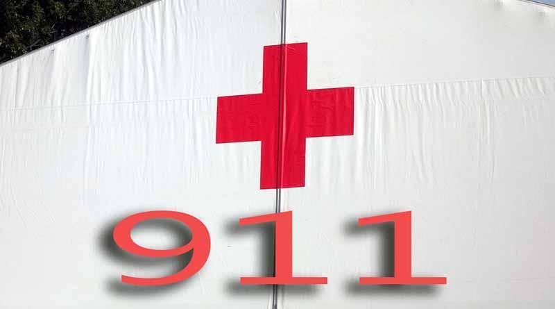 Cruz Roja acudirá a llamadas de auxilio hechas al 911