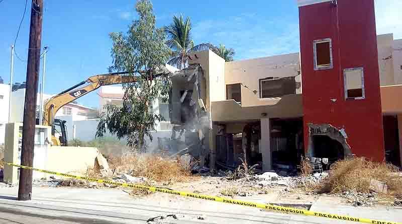 Dictamina Ingenieros que edificio de explosión de Chamizal no cumplía con Reglamento de Construcción, hoy será derribado