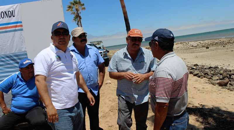 Encabeza Alcalde Francisco Pelayo, Vías Recreo-Activas en Puerto San Carlos