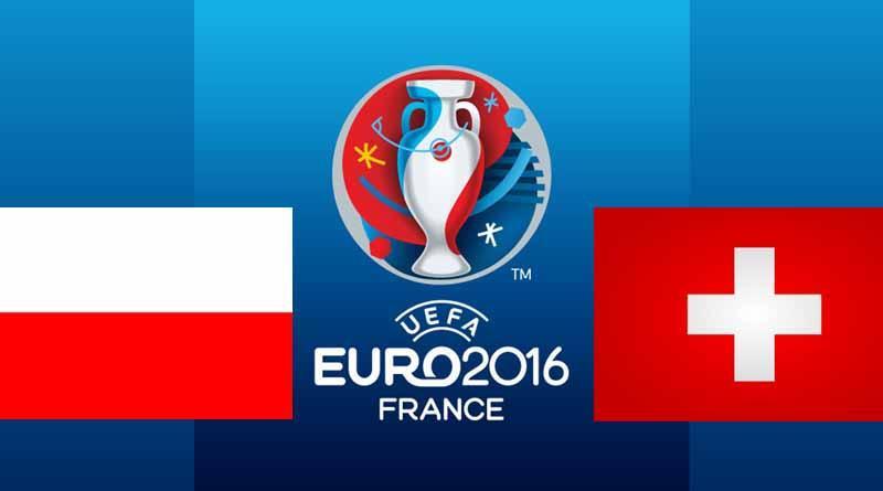 Suiza y Polonia abren fase de octavos de final en torneo europeo