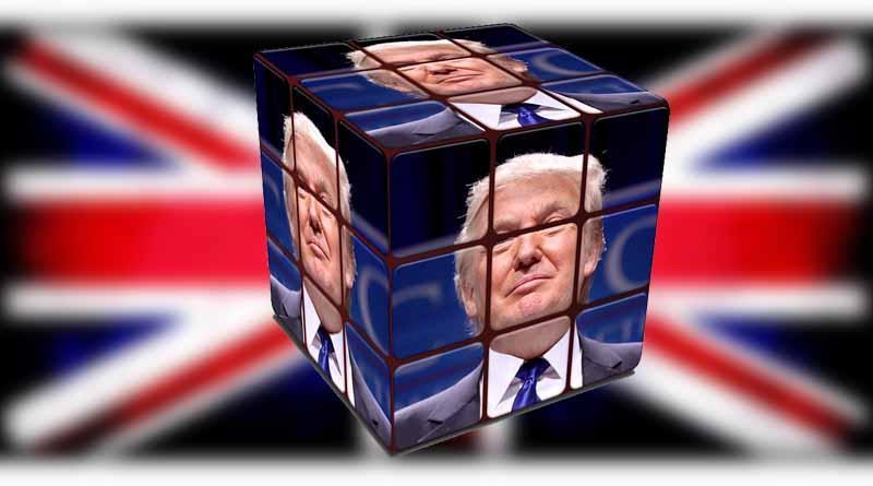 Donald Trump celebra salida de Reino Unido de UE
